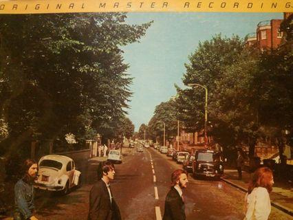 Beatles Abbey Road MFSL Vinyl LP