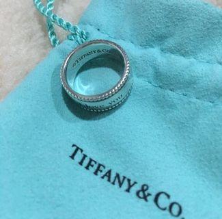 Tiffany&CO 925純銀戒指