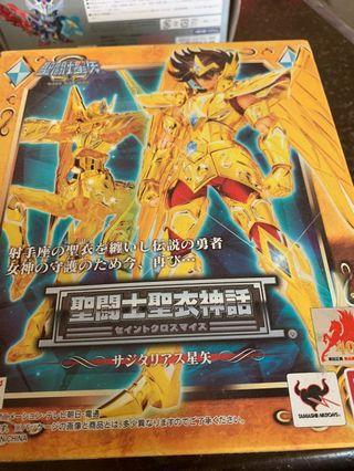 🚚 [WTS]Saint seiya Sagittarius Seiya armor series