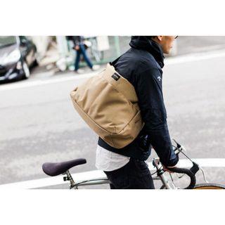 🇯🇵日本品牌WONDER BAGGAGE(ワンダーバゲージ )-弹道尼龙布 ( Ballistic Nylon )耐磨損、耐撕裂肩包 靚料 實用 多袋  時尚💯100%正品日本直送✈️