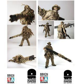 Threea WWR 1/6 Punter Bot Sniper (pls read decription)