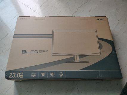 Acer LED Monitor 23 inches