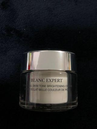 BNIB Lancome Blanc Expert beautiful skin tone brightening cream 15ML exp date Apr 2021