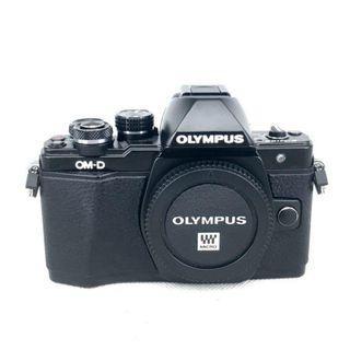 [BMC] Used Olympus OM-D E-M10 Mk II MFT (16MP) Digital Body Black