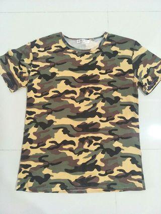 🚚 Camo Shirt