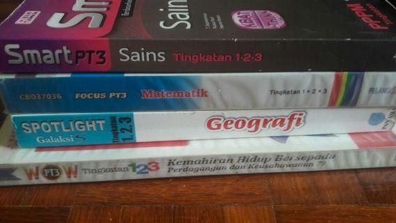 PT3 reference book