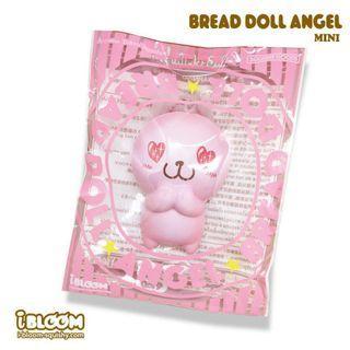 IBloom mini bread doll angel squishy