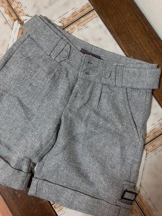 Classic Tweed Shorts