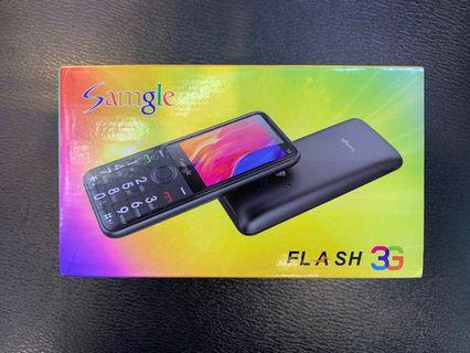 FOR SALE:BRAND NEW SAMGLE FLASH 3G PHONE