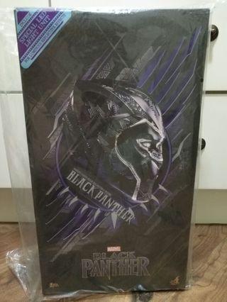 全新 Hottoys black panther 黑豹2.0
