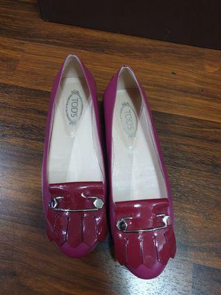 NBU Tods flat shoes