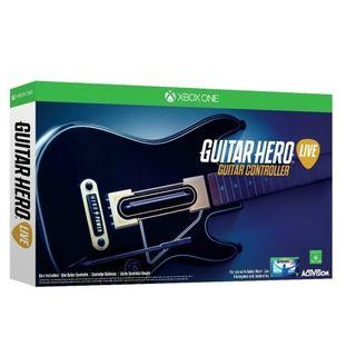 Guitar Hero Live Guitar Controller Only (Xbox One)