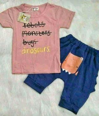 #BAPAU baju lebaran anak