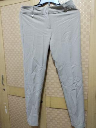 Celana bahan stretch