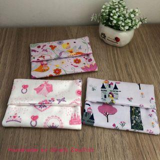 ' Princess Series' Pocket Tissue Pouch