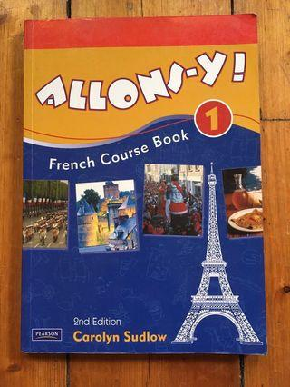 Allons-y! French Course Book 1