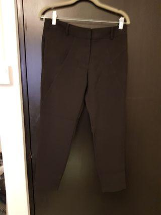 BYSI black ankle length pants