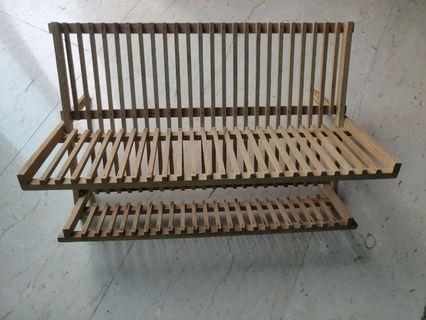 Wooden drying Rack - Kitchen