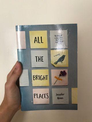 All the Bright Places by Jenifer Niven