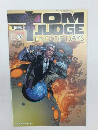 Tom Judge: End Of Days #1