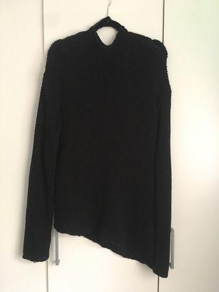 cotton on oversized knit sweater