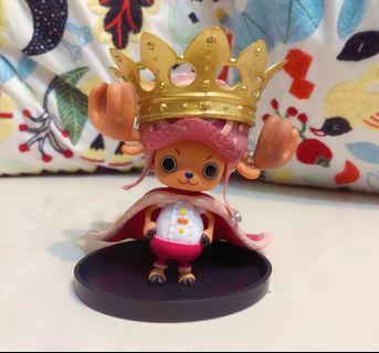 🚚 皇冠👑喬巴模型公仔