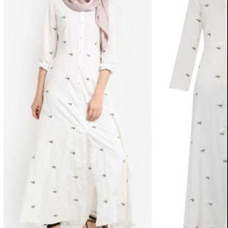 Zalia Long Shirt Cotton
