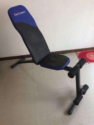 GenConnect sit up equipment