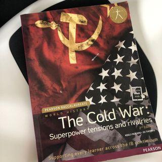 IB History Cold War Textbook (with E-book)
