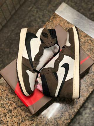 Nike Air Jordan 1 Travis Scott TS SP