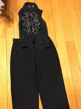 DKNY 長褲40/52/108
