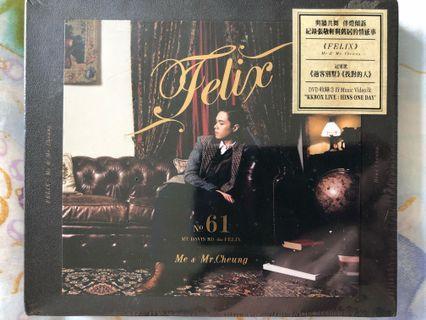 CD:張敬軒《Felix》(CD + DVD)