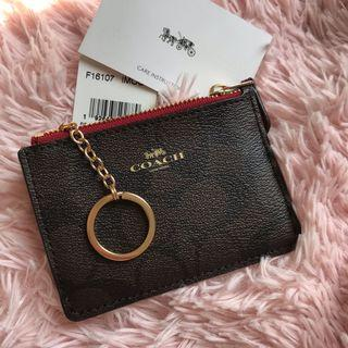 Brand New, 100% authentic, COACH Skinny ID case