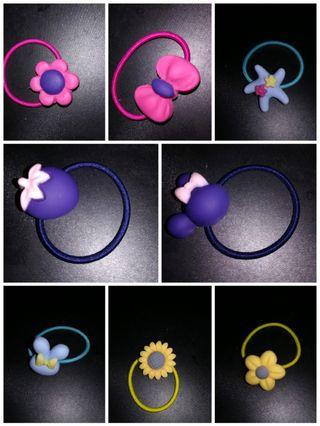 Little Girl's hair band - 10 pieces