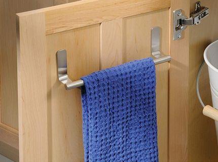 🚚 InterDesign Adhesive Towel Bar