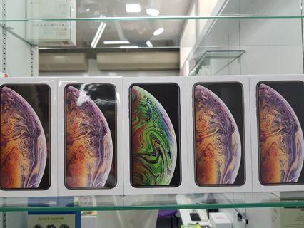 🚚 iPhone XS Max 256GB brand new warranty not active