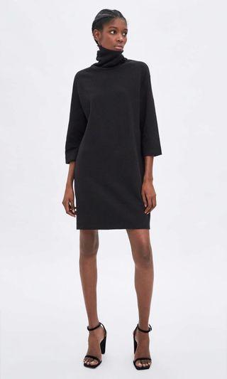 🆕 Zara turtle neck dress