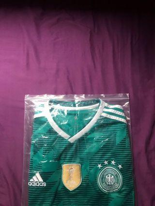 Adidas Germany Away Player Issue Men Jersey World Cup 2018