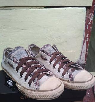 Converse low Double Upper #mauvivo
