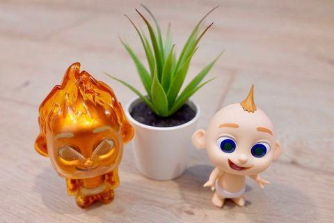 Hot Toys Cosbaby Incredibles 2 Jack Jack (hottoys)