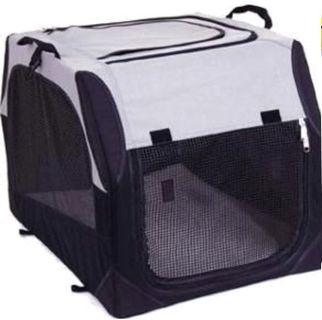 Large Dog travel kennel