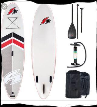 F2 SUP Board 10.6ft (3.2m) inflatable