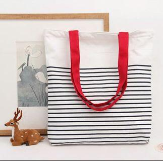 [Preorder] Horizontal Line bag