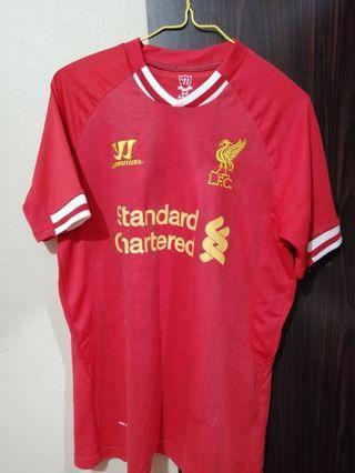 Liverpool Jersey 2013/2014