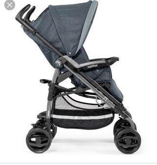 peg-perego pliko p3 compact宝宝婴儿车