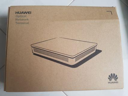🚚 Huawei Optical Network Terminal