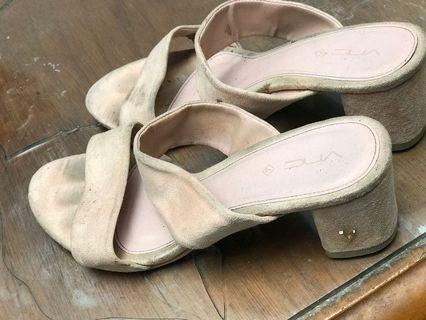 Vnc baby pink sandals