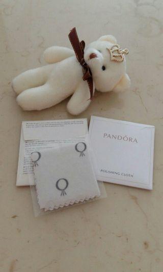 Pandora 抹銀布 x2