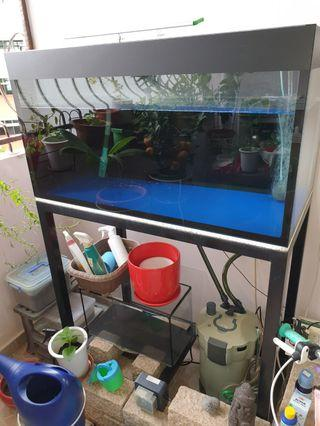 🚚 N30 Fish Tank 3 Ft.