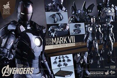 Hot toys iron man Mark 7 stealth mode - Exclusive